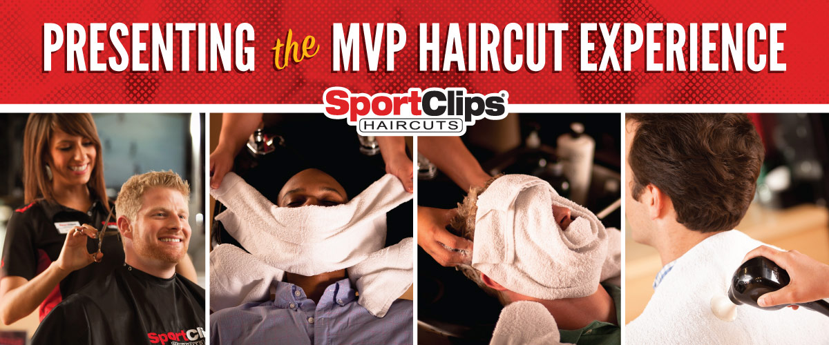 The Sport Clips Haircuts of Clearwater MVP Haircut Experience